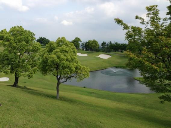腰痛に負けずゴルフ楽しむ